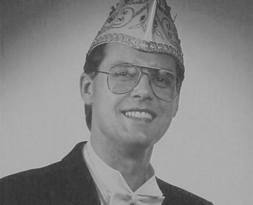 1988 - Peter I van Wegberg