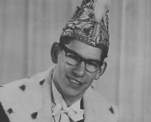 1961 -  John I Scheepers