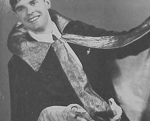 1946 - Frans I † Houben
