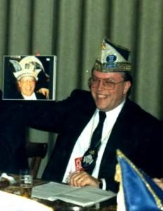 In 1995 treedt Ton III Cornelissen af als voorzitter van de Aod Preense Club en wordt opgevolgd door Jan VI Stroek.