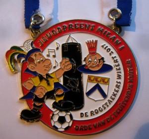 Medaille Milan I 2017