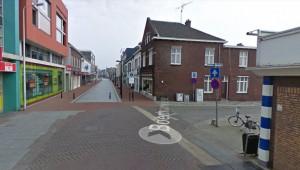 Hoek Stationsstraat-Boermansstraat