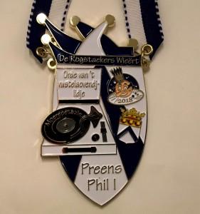 medaalie Phil